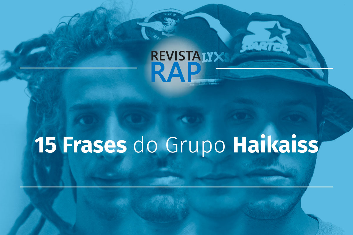 15 Frases do Haikaiss para legenda da sua Foto