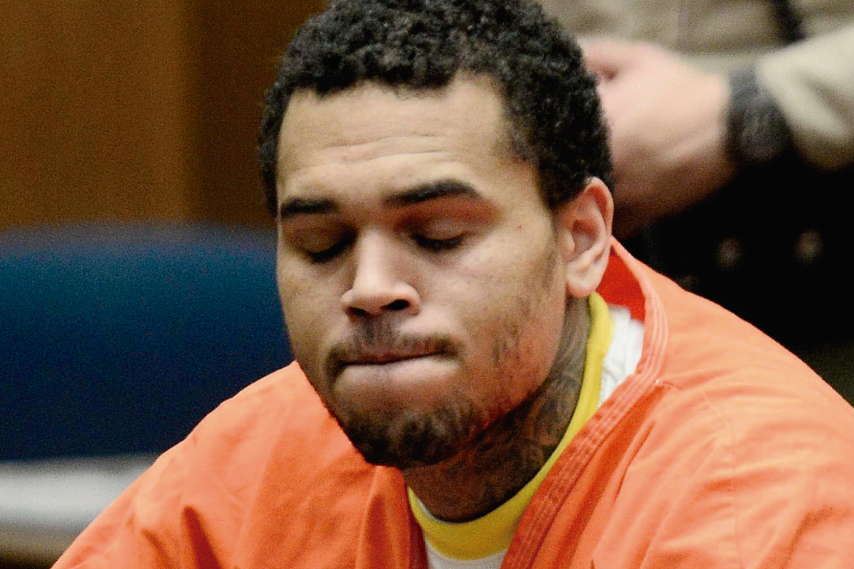 Chris Brown Preso