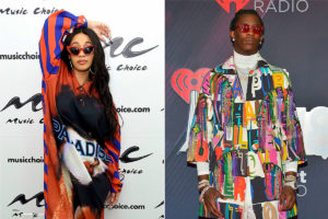 Cardi B e Young Thug vencem o teen Choice Awards de 2018