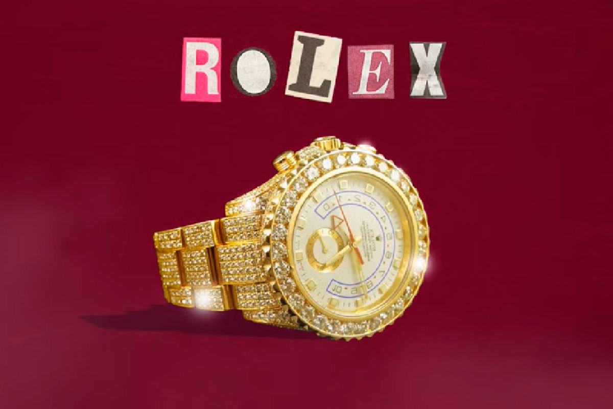 Mc Igu lança novo single com o nome de Rolex