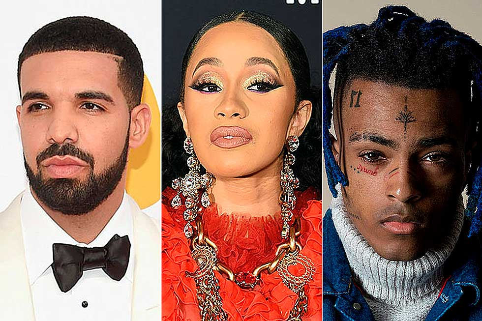 Lista de vencedores do American Music Awards de 2018