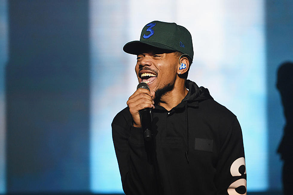 O rapper Chance The Rapper solta duas músicas novas