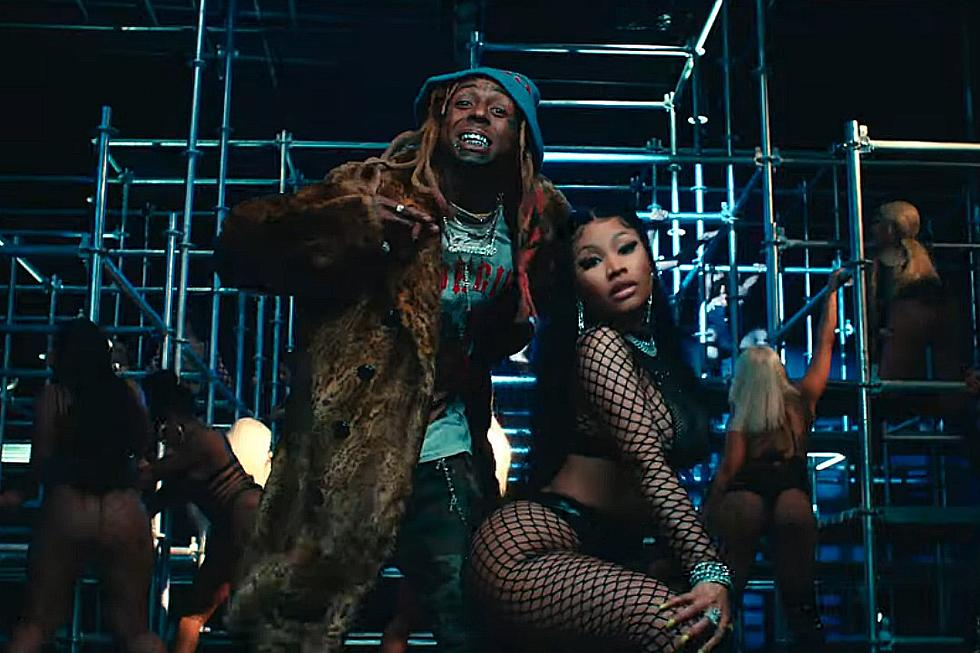 Ouça o remix de Good Form da rapper Nick Minaj com Lil Wayne