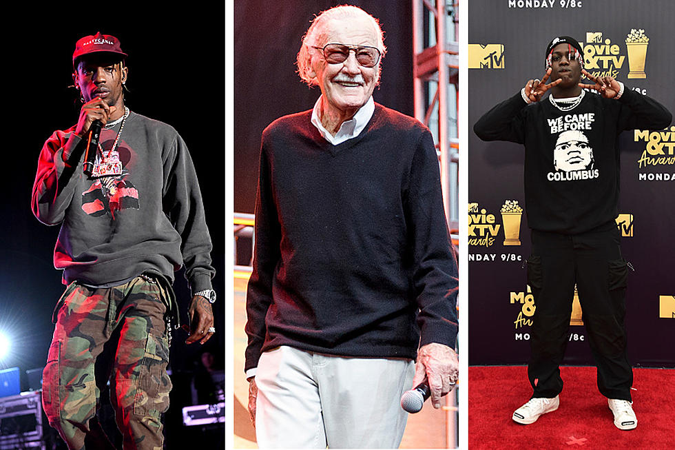 Travis Scott, Lil Yachty e mais reagem à morte de Stan Lee