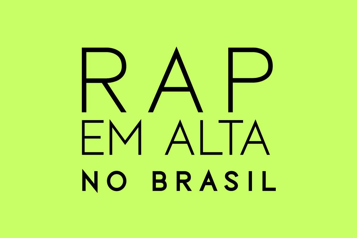 Top 5 cidades Rap Nacional e Trap