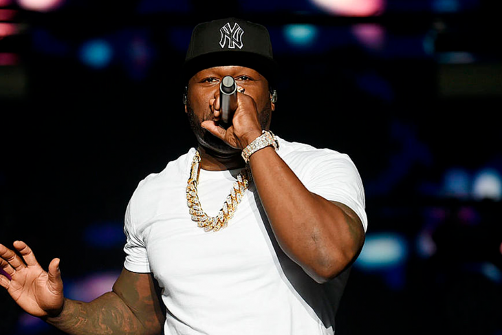 Conta do instagram do rapper 50 Cent foi desativada