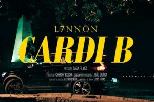 "L7nnon lança single ""Cardi B"""