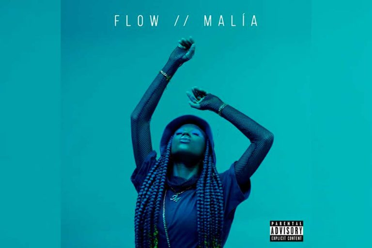 "Malía lança seu novo single ""Flow"""