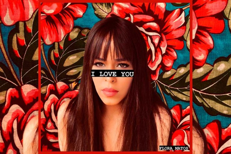 "Flora Matos anuncia single ""I Love You"""