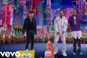 "Bob Esponja e Rap? Ouça o single ""Krabby Step"""