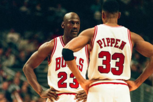 "Scottie Pippen confrontou Michael Jordan sobre ""The Last Dance"""