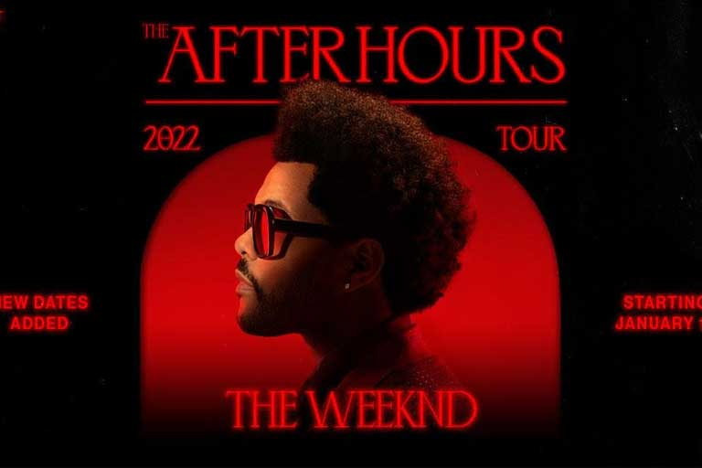 The Weeknd anuncia turnê mundial
