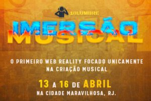 "Web Reality ""10LUMBRE – A IMERSÃO MUSICAL"""